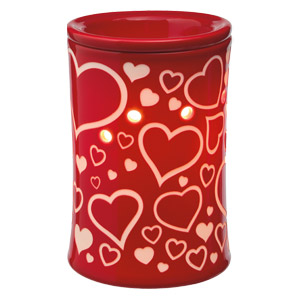 scentsy warmer of the month january 2014